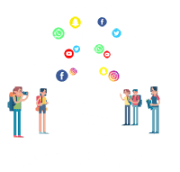 Raj Softech Solutions Logo