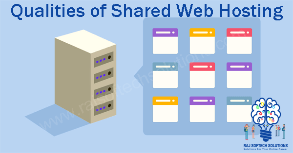 Qualities of Shared Hosting
