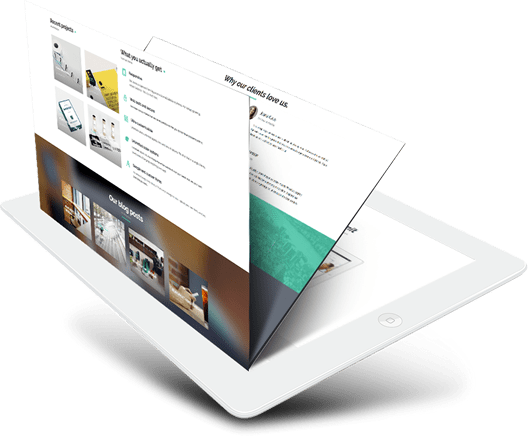 Lead Page Designing